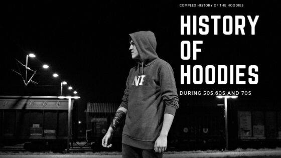 history of hoodies